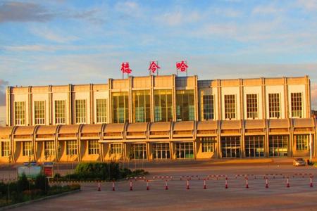 德令哈火车站建设项目